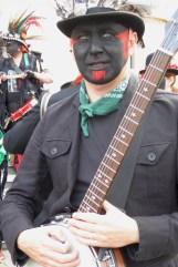 Charlie - banjo, guitar