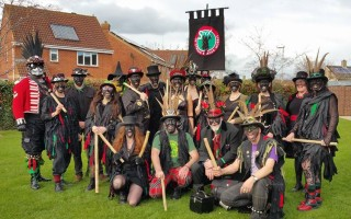 Styx of Stroud Border Morris